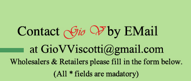 contact gio V by email at giov at viscotti dot com or use the form below